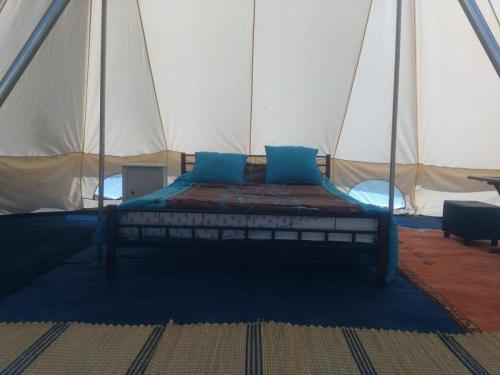The Emperor Tent -South side 2